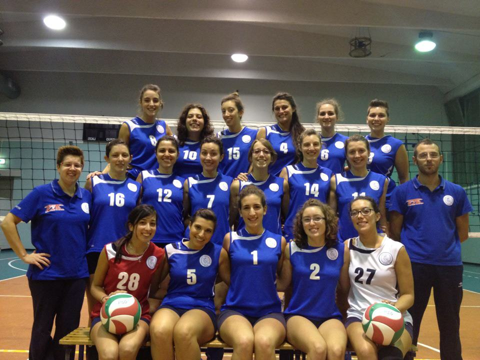2^ Divisione Femminile 2012/2013