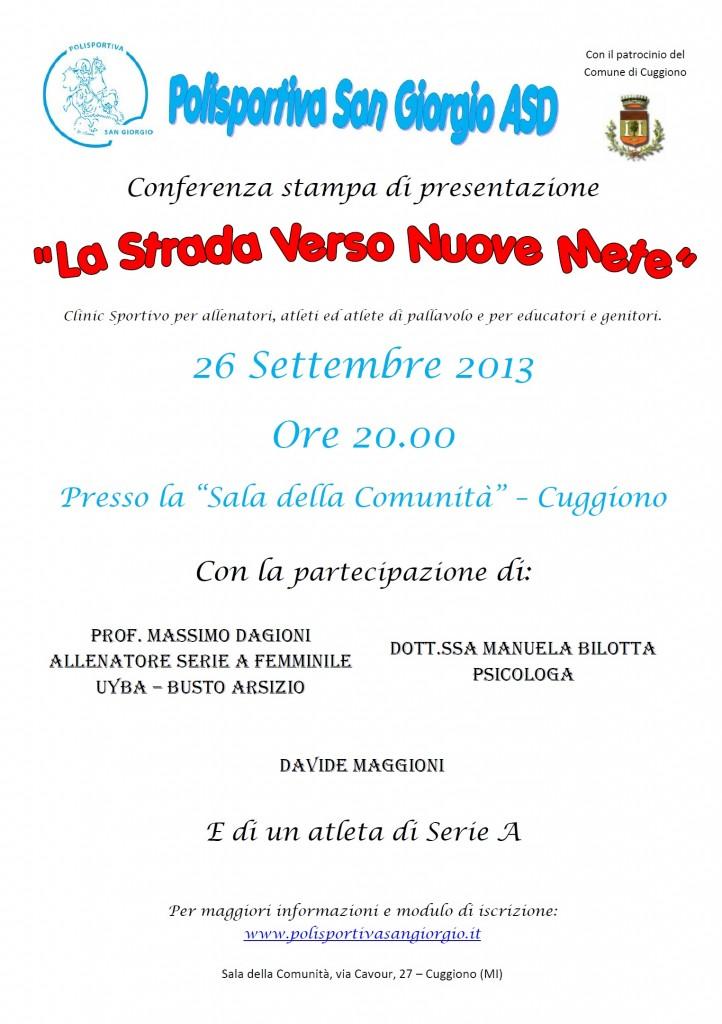Conferenza Stampa La Strada Verso Nuove Mete 29 Settembre 2013 1524x2160